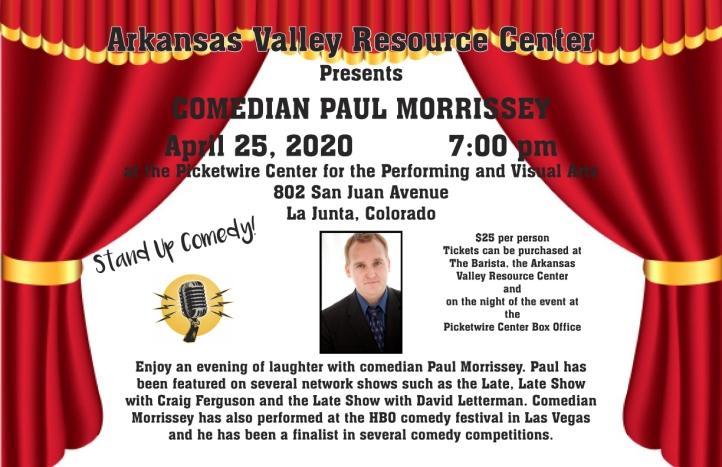 Arkansas Valley Resource Comedy